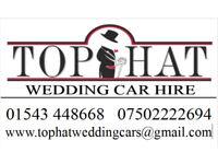 TOP HAT WEDDING CAR HIRE