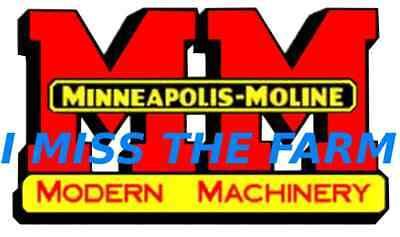 Minneapolis Moline Logo Coffee Mug
