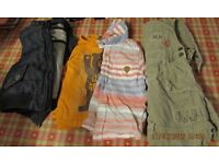 Big Bundle of Baby Boys Clothing & Shoes, Clothing Size 18-24 Months,All Very Good/ Ex Con,