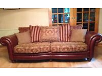 EXCELLENT QUALITY - SET OF TWO SOFAS FOR SALE
