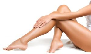 Professional Laser hair removal services (75% off)