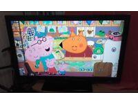 LG 42'' TV 42LD490 1080p Full HD Freeview HDMI x 3 USB x 2 Divx Compatible