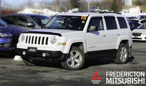 2013 Jeep Patriot NORTH! 4X4! HEATED SEATS! ONLY 42K!