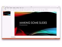 MICROSOFT OFFICE 2016 (MAC only)