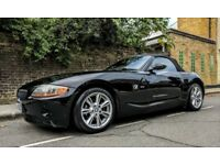 BMW Z4 2.5 SE ROADSTER ( CONVERTIBLE ) - FRESH MOT