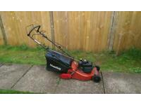 Mountfield petrol roller lawnmower