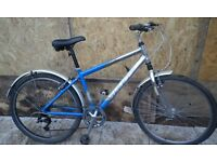Saracen Compass bike. No swap, selling only