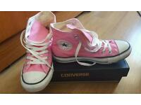 Converse all star trainer's