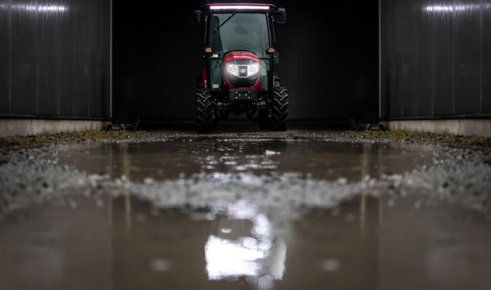 Branson F47 CHN Diesel Kompakt Traktor - inkl. Frontlader - NEU ! in Kirburg