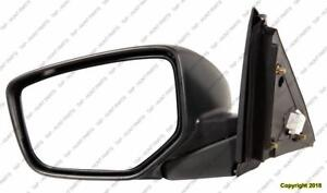 Door Mirror Power Driver Side Coupe Honda Accord 2008-2012