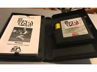 Mega drive game pga3