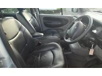 Renault Scenic Mk 2 front leather seats
