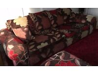 DFS four seater sofa. FREE selivery in Derby