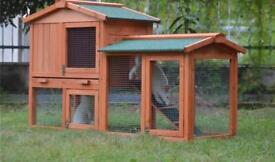 The Grove xl rabbit hutch