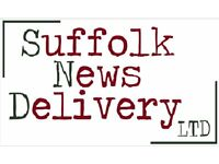 Early Morning Delivery Driver ** Ipswich/Needham Market 5am - 8am