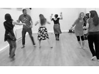 FREE Folk Southern Italian Dance workshop