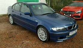 BMW e46 330i msport (very low mileage)