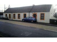 Detached Cottage Edinburgh Outskirts/ Near Gorebridge - Large Lounge, 3 Bedroom & Dining Kitchen