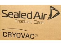 Cryovac CT302E Shrink CT 9 micron Film 505mm x 2150m for Commercial wrapping such as delivery loads.