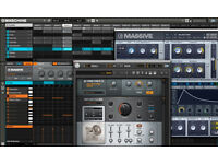 VARIOUS AUDIO PLUG-INS FOR MAC OR PC