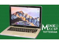 APPLE MACBOOK PRO 13.3' LAPTOP CORE 2 DUO 2.4Ghz 4GB RAM 250GB HDD MINKOS MACS TOTTENHAM WARRANTY