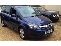 Hire My Car! Vauxhall Zafira, 11 plate, Only £49 per week