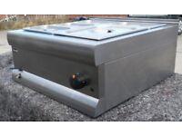 catering equipment / Bain Marie (wet heat)
