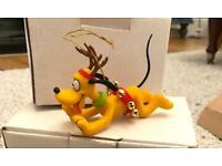 Disney's Pluto Christmas Tree Decoration