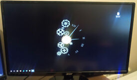 Acer S271HL 27 inch Widescreen Full HD Monito