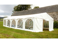 Marquee for Hire for up to 50 people perfect for receptions, weddings or engagement parties