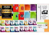 Gamsat bundle incl. Des ONeill, Ozimed, Acer, Gold standard, Ozimed ...