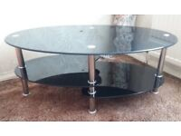 Television and home entertainment table / stand