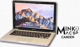 13.3' APPLE MACBOOK PRO 2.3Ghz i5 8GB RAM 1TB SSHD FINAL CUT PRO X MOTION FINAL DRAFT 10 COMPRESSOR