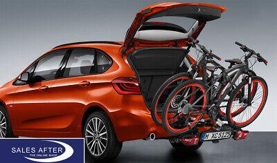 Original BMW Fahrradheckträger Kompakt Fahrradträger AHK F45 F46 X1 F48 X2 F39