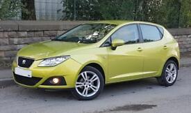 2008-2013 Seat Ibiza 1.4 5 Door Petrol yellow BXW breaking