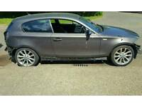 BREAKING!! 2008 BMW 118D Automatic.