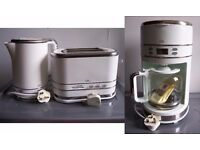 EGL Toaster, Kettle & Coffee Machine