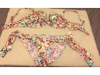 Floral Bikini Just Peachy Collection (Figleaves)
