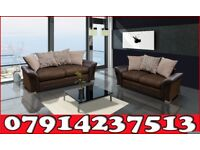 THIS WEEK SPECIAL OFFER BRAND NEW LUXURY SHANNON 3 & 2 SOFA SET AVAILABLE 4368
