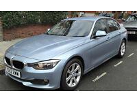 BMW 3 SERIES 2013 MODEL, 4 DOOR SALOON, 1 OWNER FULL BMW SERVICE, £30 Tax