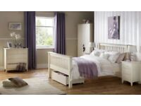 3/4 size double bed frame brand new