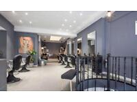 Basement Retail space available within existing hair salon, would suit Beauty Services