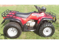 Honda Foreman 450FM Quad Bike 4x4 Farm Utility Off Road Quad ATV