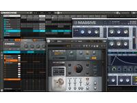 AUDIO PLUG-INS for MAC/PC...