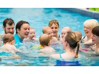 Part Time Baby & Pre-school Swimming Instructor with Puddle Ducks Dorset