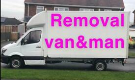 Man and van Removal Service ⭐️ ⭐️ ⭐️ ⭐️ ⭐️