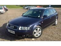 Audi A4 2.0 estate