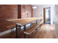 Beautiful home office / desk space available to hire during the day