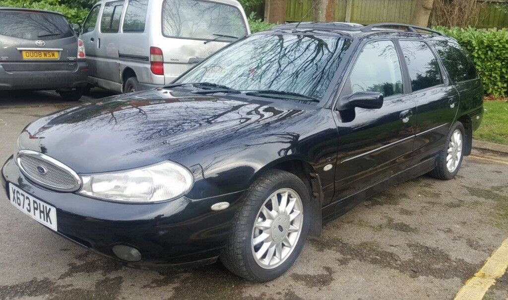 FORD MONDEO * 1.8 * DIESEL* 2000 REG * EXCELLENT CONDITION * QUICK SALE ** £525 **