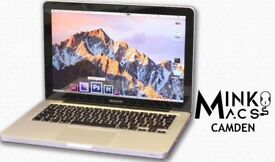 13' APPLE MACBOOK PRO 2.4Ghz 2GB 250GB HDD VECTORWORKS AUTOCAD MAYA QUARKXPRESS APERTURE RED GIANT